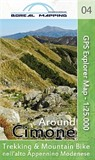 "Mappe digitali ""Around Monte Cimone"""
